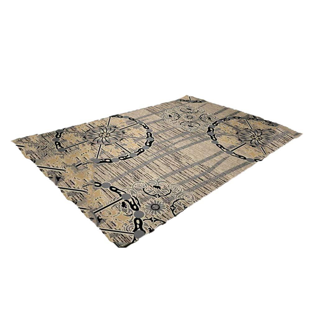 エリアラグ カーペット ベッドルームフロアマット キッチンマット リビングルームの敷物 - 簡単な汚れにくい耐久性のある居心地の良い厚い現代風の非常に硬い CONGMING (色 : #3, サイズ さいず : 160*230cm) B07RTPK7DC #3 160*230cm