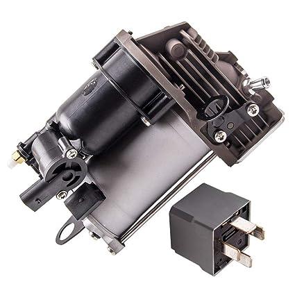 amazon com air suspension compressor pump for mercedes w164 x164 rh amazon com