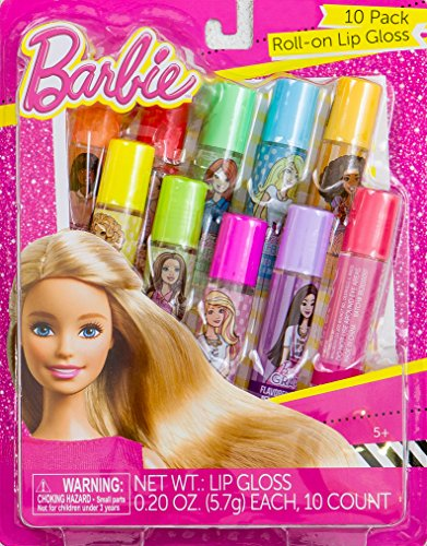 barbie-10-pack-roll-on-lip-gloss