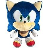 "Sonic the Hedgehog T22515ASONIC 15 cm ""Sonic Boom Head"" Plush Figure"