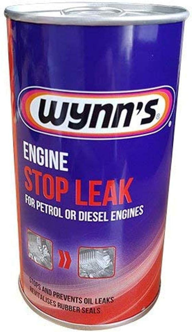Wynns Fuga de Parada del Motor - 325ml: Amazon.es: Coche y moto
