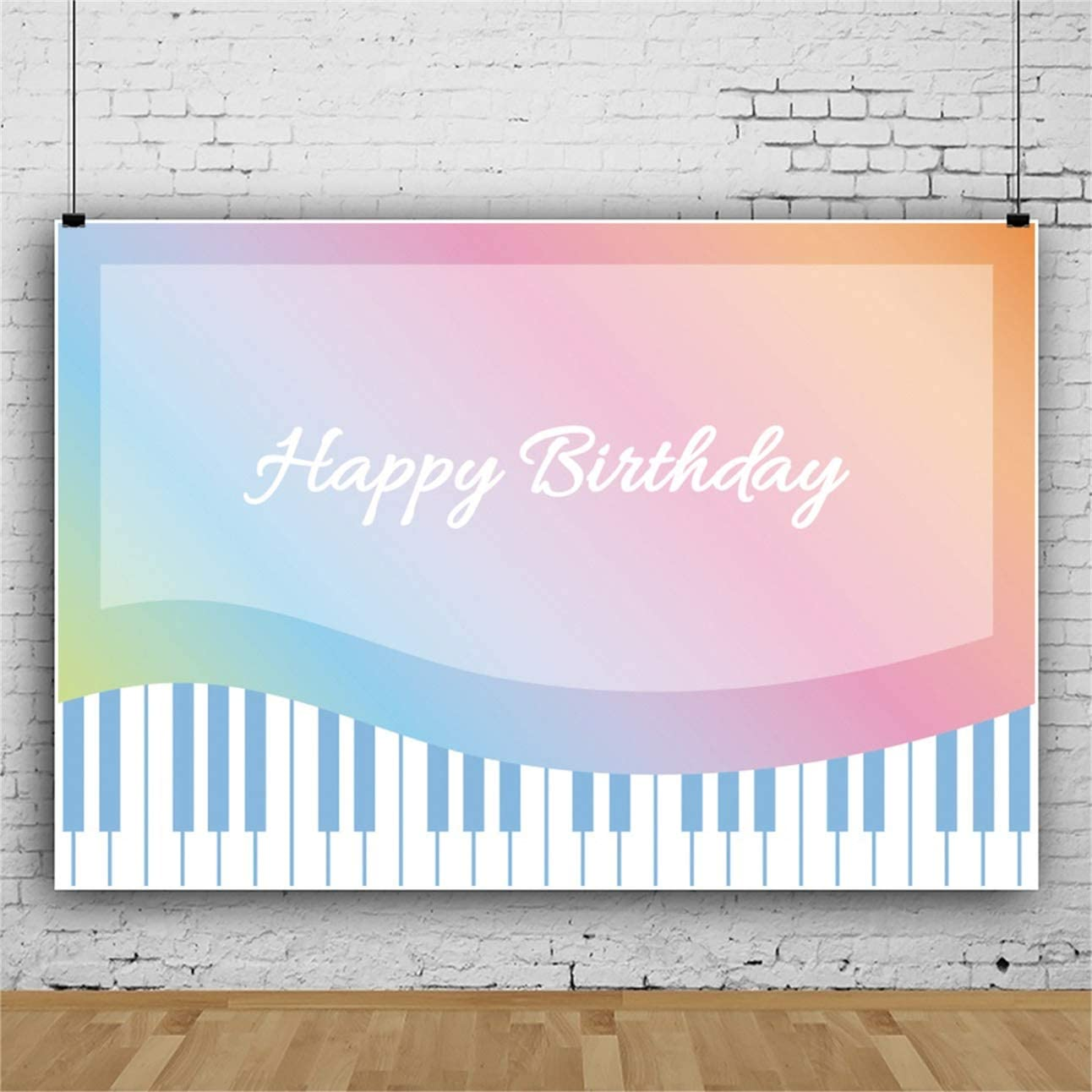 YEELE Cartoon Chemistry Lab Backdrop 10x8ft Kids Birthday Party Photography Background School Theme Party Decoration Son Daughter Students Artistic Portrait Photo Booth Props Digital Wallpaper