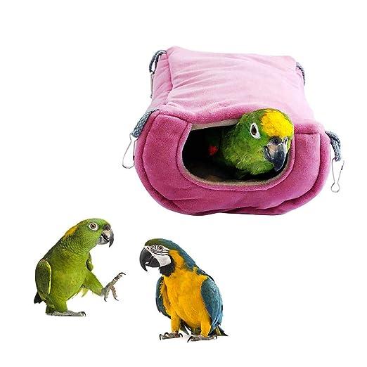 su-xuri Nido De Pájaro Nidos De Algodón para Jaulas De Pájaros ...