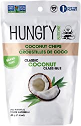 Hungry Buddha Coconut Chips, Classic, 0.75kg (12/40g)