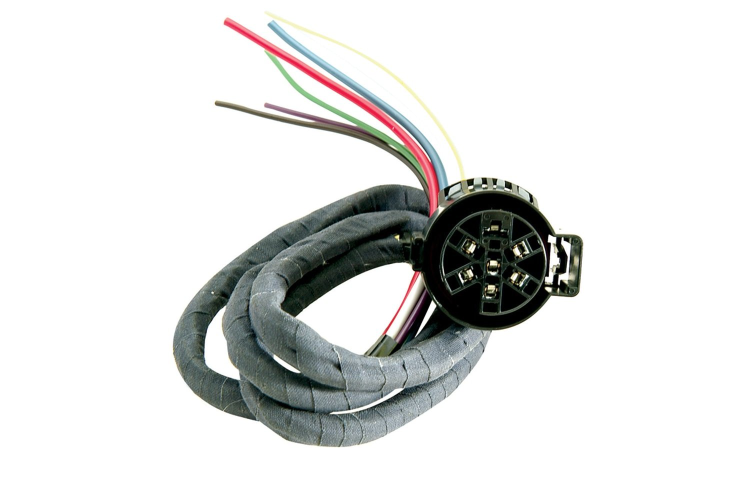619JgDjQ1WL._SL1500_ amazon com hopkins 40985 universal multi tow harness connector hopkins wire harness at cita.asia