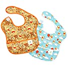 Disney Baby Waterproof Super Bib from Bumkins, Winnie The Pooh