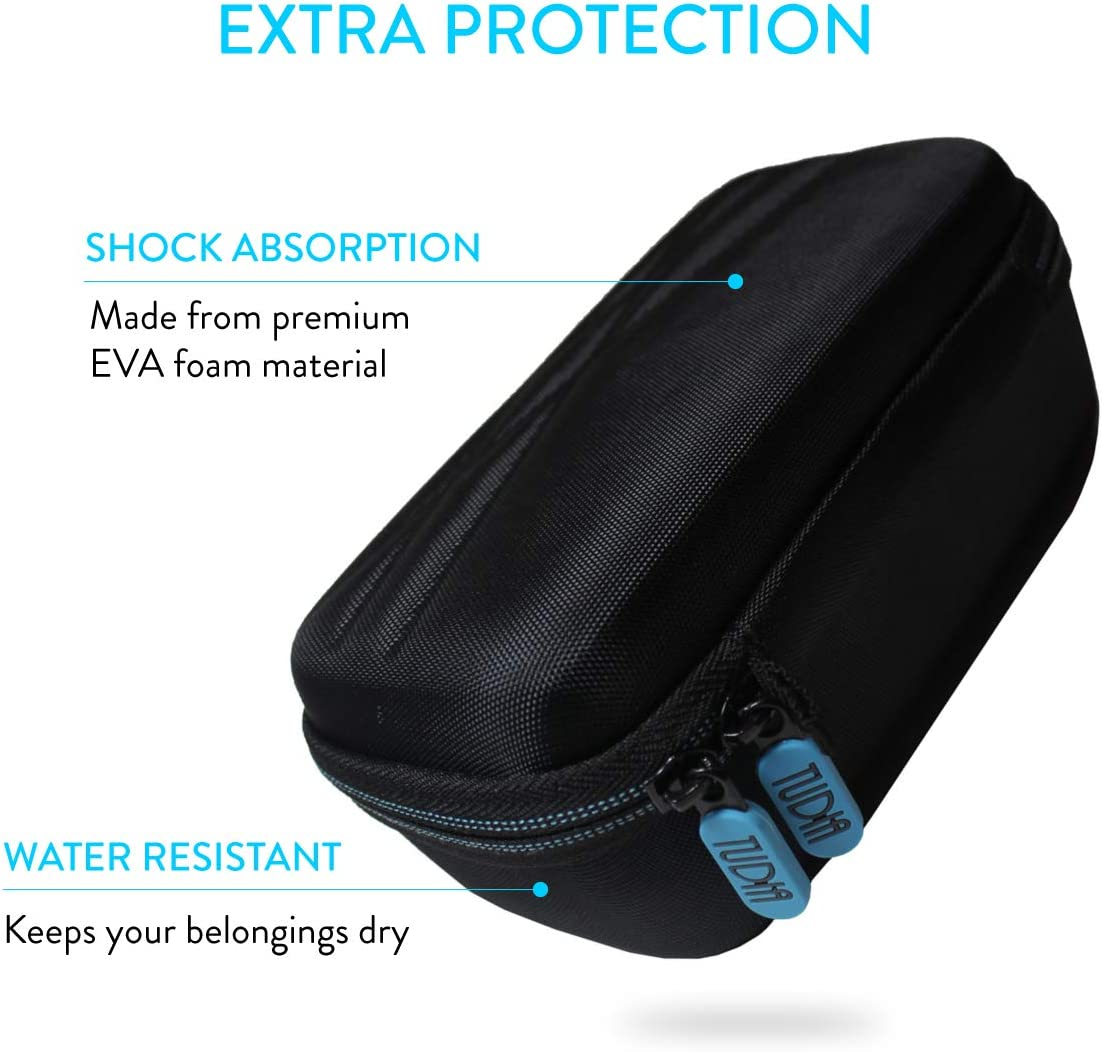 CASE ONLY, Device NOT Included Hard Travel Carrying Case for Gaming Mouse TUDIA EVA Case Compatible with Corsair KATAR Gaming Mouse