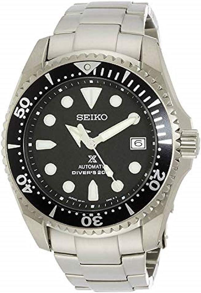 PROSPEX watch diver mechanical self-winding with manual winding Waterproof 200m hard Rex SBDC029 Men s– Japan Import-No Warranty