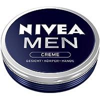Nivea Men Hautcreme für Gesicht, Körper & Hände, 4er pack (4 x 150 ml)