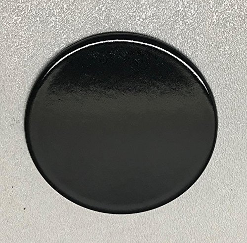 GRP SURFACE BURNER CAP 5K BLACK Replacement for FRIGIDAIRE Part # 316261700