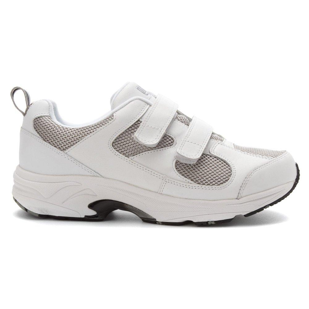 Drew Shoe Men's Lightning II V Sneakers B00AB3J84K 12.5 Combo B(N) US|White / Grey Combo 12.5 4bbb0b