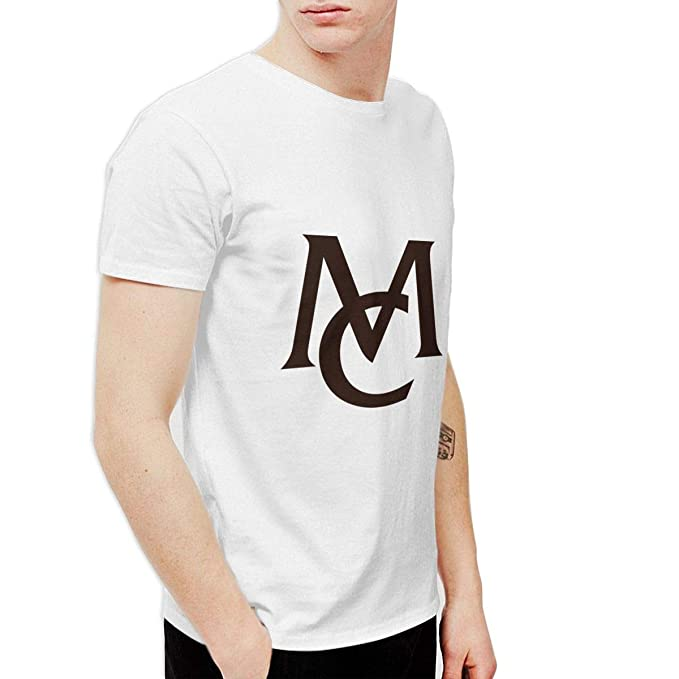 a52459533 Image Unavailable. Image not available for. Color: LVTVFNQJ Men Mariah  Carey Funny Tennis White T Shirts ...