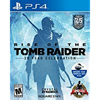 Deals on Rise of the Tomb Raider: 20 Year Celebration PlayStation 4