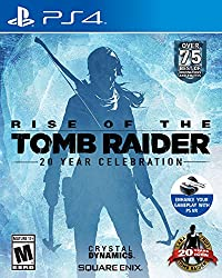 Rise of the Tomb Raider 20 Year
