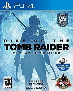 Rise of the Tomb Raider: 20 Year Celebration - PlayStation 4 (B013HMN66M) | Amazon price tracker / tracking, Amazon price history charts, Amazon price watches, Amazon price drop alerts