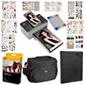 Kodak Photo Printer with Advanced Patent Dye Sublimation Printing Technology & Photo Preservation Overcoat Layer - Compatible with Android & iOS