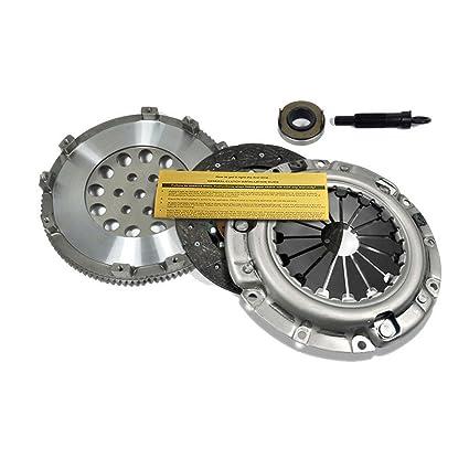 Amazon.com: EXEDY CLUTCH KIT+CHROMOLY FLYWHEEL ECLIPSE TALON LASER AWD 2.0L TURBO 6 BOLT: Automotive