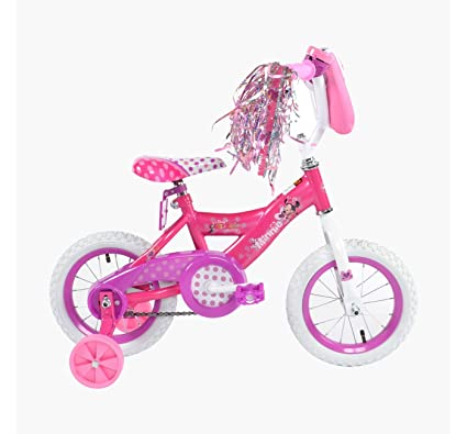 5490b2e0943 Image Unavailable. Image not available for. Color: Huffy Disney Minnie Bike  12 - Pink