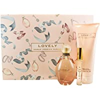 Sarah Jessica Parker Lovely 3 Piece Gift Set for Women, 3 count