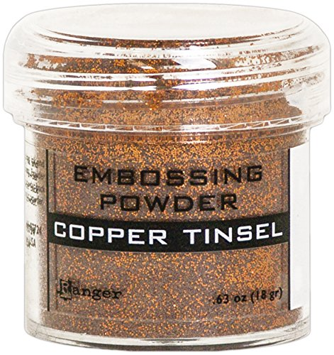 Ranger Copper Tinsel Embossing Powder