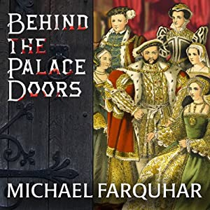 Behind the Palace Doors Audiobook