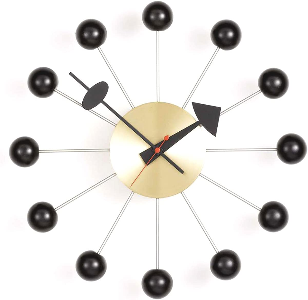 Vitra Men's George Nelson Ball Clock