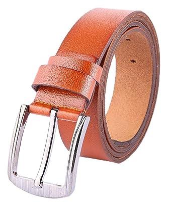 Cinturón De Hombre Cinturón De Cuero Traje Para Jeans Hombre ...