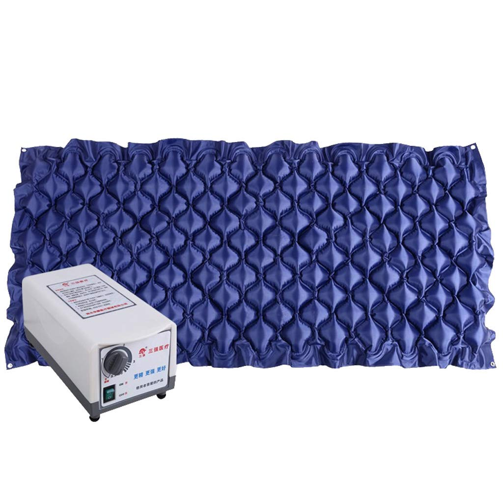 Alternating Air Pressure Mattress with Pump and Spherical Airbag,200×90cm by Anti-decubitus air mattress
