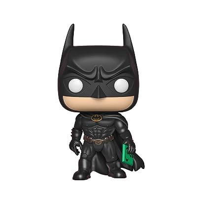 Funko Pop! Heroes: Batman 80th - Batman (1995), Multicolor: Toys & Games