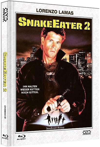 Snake Eater 2 Blu-Ray+DVD - uncut - limitiertes Mediabook ...