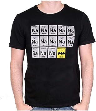 Horror-Shop Batman camiseta Química S: Amazon.es: Juguetes y juegos