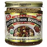 Organic Beef Base 8 Ounce Jar