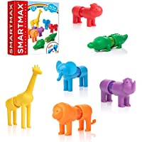 SmartMax SMX220 My First Safari Animals Magnetic Toys (Set of 18)