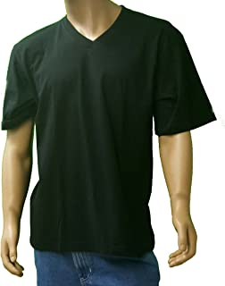 product image for Sovereign Manufacturing Co Men's Big and Tall Short Sleeve V-Neck T-Shirt