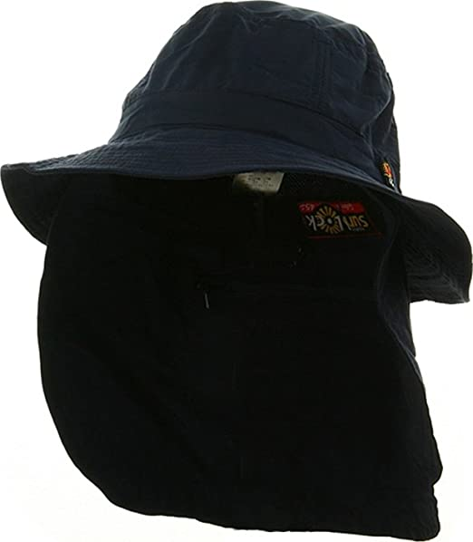 ce44e4239 Adams Extreme Vacationer Bucket Cap (Navy) (XL)
