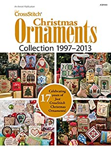 Just CrossStitch Christmas Ornament Collection 1997–2013 (1573674362) | Amazon Products