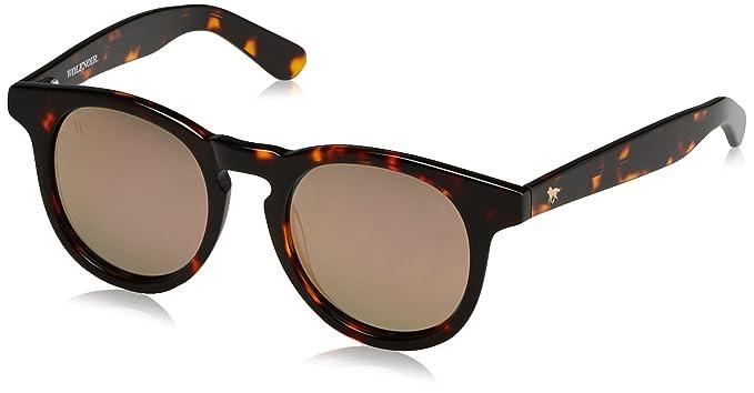 Unisex Hathi Stonoise Sunglasses, Black (Negro), 45 Wolfnoir