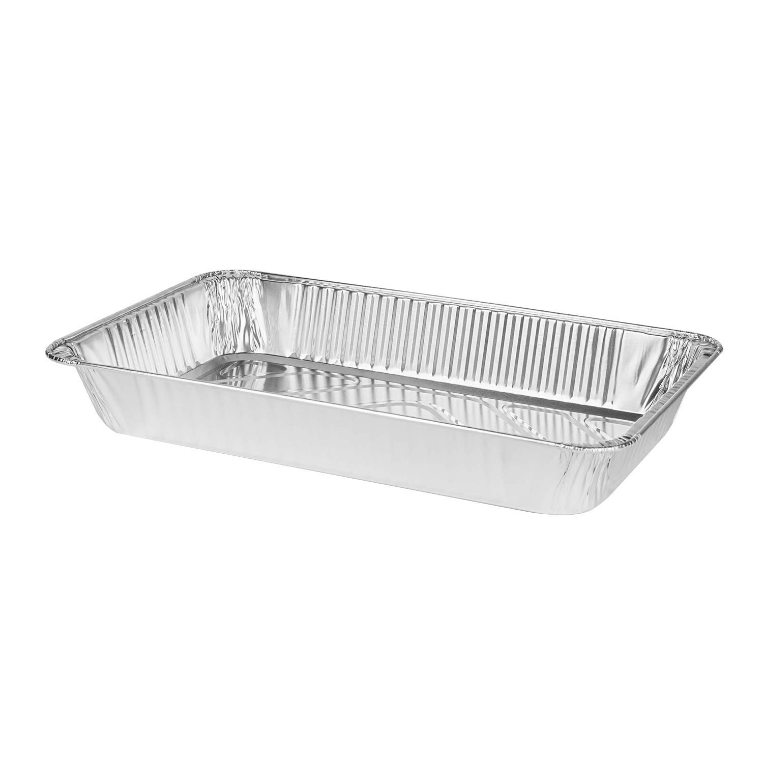 Karat AF-STP105 Standard Aluminum Deep Table Pans (Case of 50)