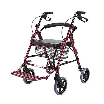 Andador de Andador con Anillas estándar para Caminar con ...
