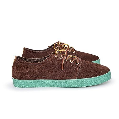 Pompeii, Zapatillas Hombre, Higby, Cocoa Fern, 40: Amazon.es: Zapatos y complementos