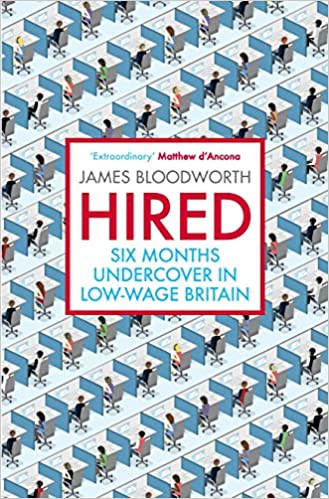 Hired: Six Months Undercover in Low-Wage Britain: Amazon co