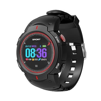 Desconocido Reloj Inteligente Deportivo Profesional Resistente al Agua con Bluetooth, Monitor de frecuencia cardíaca,