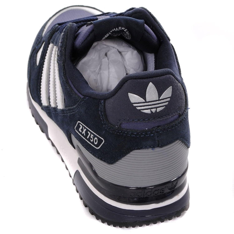 Originales Adidas Zx 750 Azul Marino gt4jC