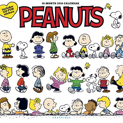 Peanuts Happiness Is - 2018 Calendar 12 x 12in