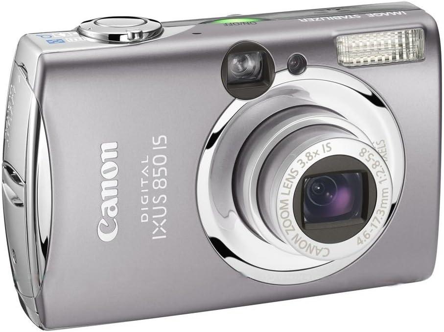 Canon Digital Ixus 850 Is Powershot Sd800 Is Kamera