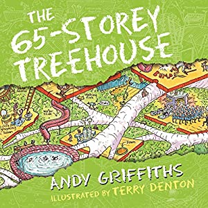 The 65-Storey Treehouse Audiobook