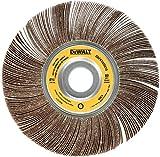 DEWALT DAFK1M0810 6-1/2-Inch by 1-Inch by 1-Inch HP 80G Flap Wheel