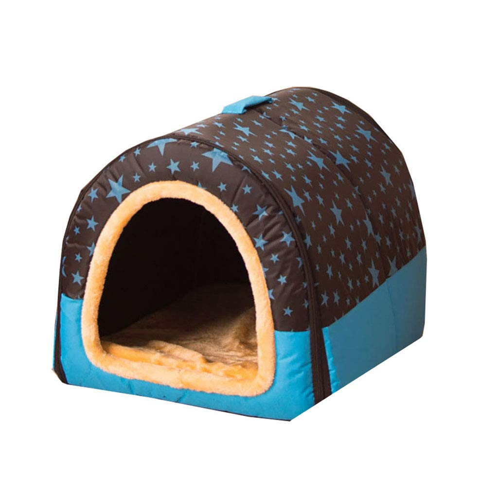 XXXL Pet Cave Tent Bed for Dogs and Cats