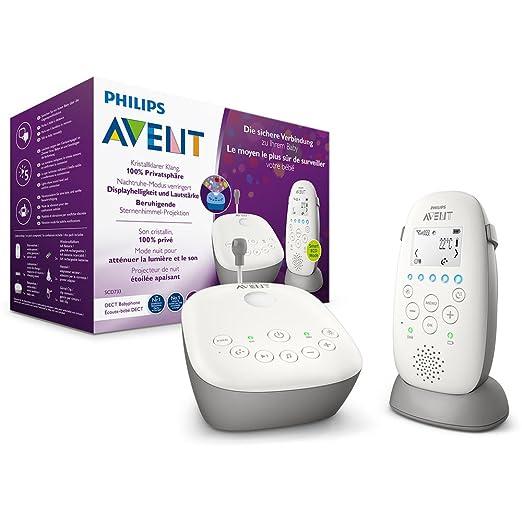 Test Philips Avent SCD733/26 Audio-Babyphone