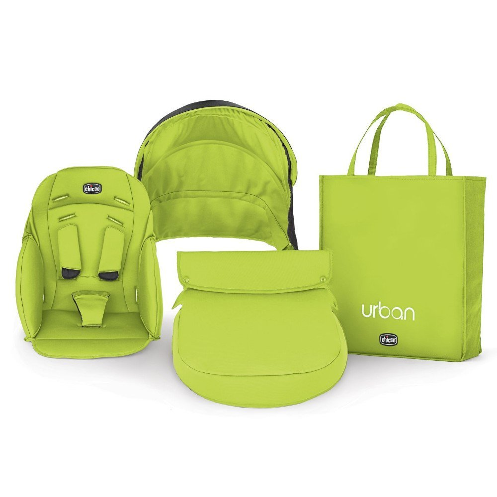 Chicco Urban Colorpack, Green
